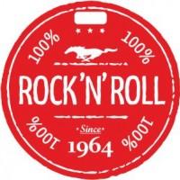 Startknopf_100-rock-n-roll_weis_auf_rot